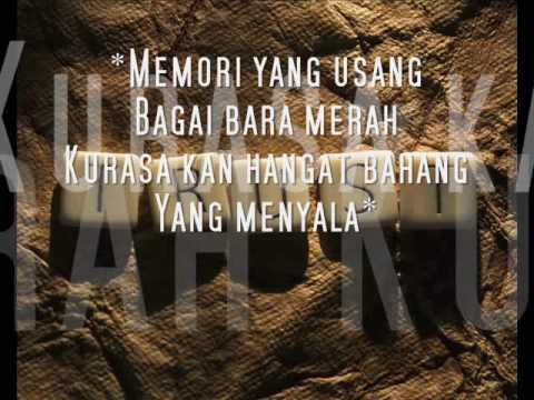 Rahim Maarof - Usang- lyrics.wmv