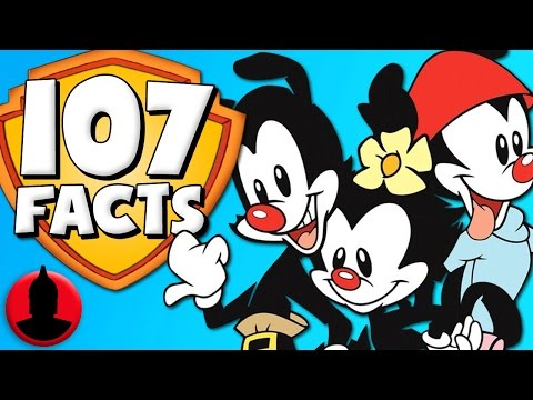 107 Animaniacs Facts You Should Know! - Cartoon Facts! (107 Facts S6 E6)
