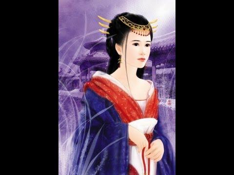 Tình nhi nữ ( Tranh vẽ 32 mỹ nhân Trung Hoa )
