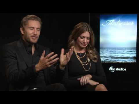Mistresses: Jes Macallan & Brett Tucker  Exclusive