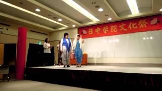 日中学院文化祭 アラジン1.