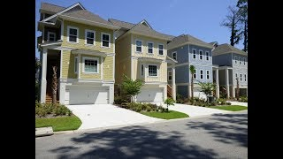 New Village Park Model Homes At Sandcastles By The Sea on Hilton Head Island SC