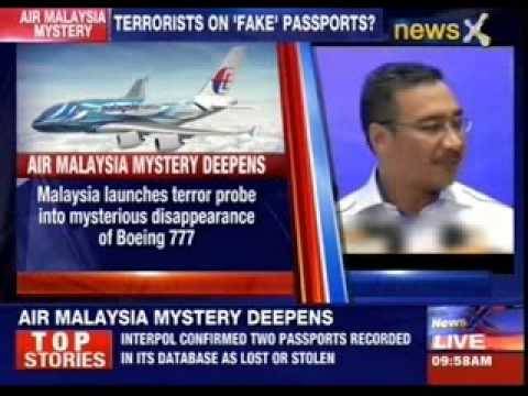 Air Malaysia mystery deepens