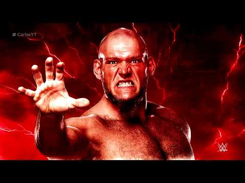 Lars Sullivan 1st WWE Theme Song -