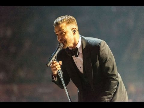 Justin Timberlake (Live) - Manchester Arena - 08 04 2014