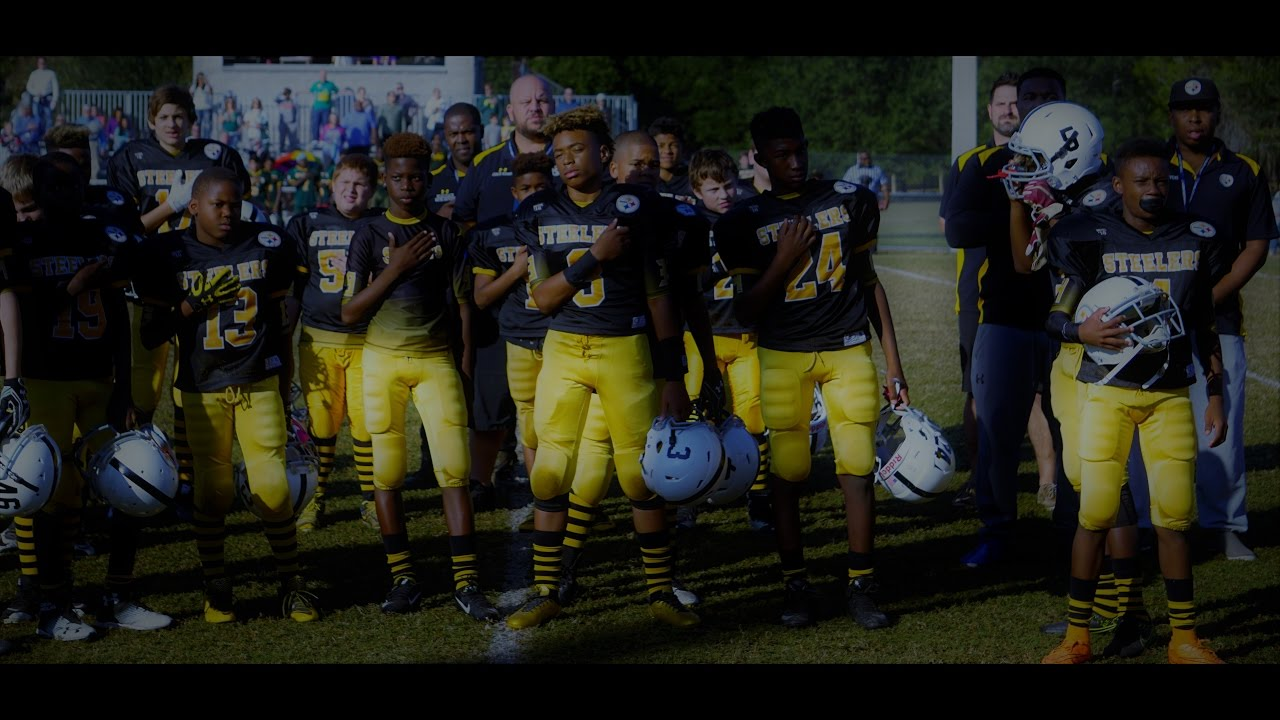 bfd88751 MCYFL Jr. Steelers v. Wildatcs by Galen Unold