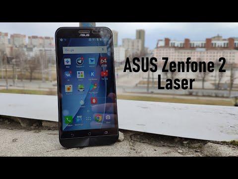 ASUS Zenfone 2 Laser (ZE500KL) / Смартфон на Snapdragon за 1000 рублей