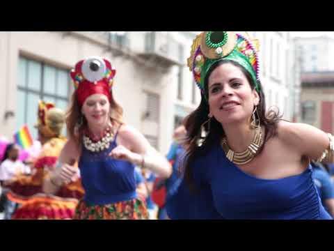 MARACATUpdx - Creating Community through Brazilian Culture. Portland, OR.