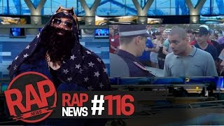 RapNews #116 [ПТАХА VS АНТИДИЛЕР; РЕСТОРАТОР VS BIG RUSSIAN BOSS; OXXXYMIRON; ПАША ТЕХНИК VS DRAGO]