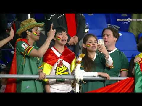 Bolivia National Anthem (22.03.2019 : vs South Korea)
