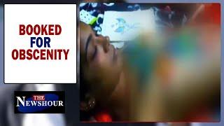 Activist Rehana Fathima booked for obscenity, Headline hunting gone too far? | The Newshour Agenda