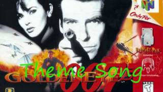 GoldenEye N64 - Theme Song