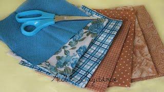 O que fazer com retalhos de tecido