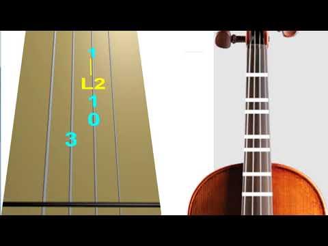 Eleanor Rigby (Beatles Cover) Violin Tutorial