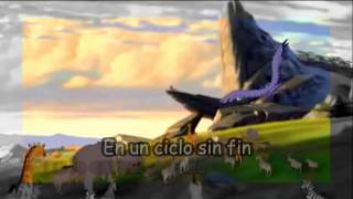 The Lion King - Circle Of Life (Euro. Spanish + Subs)