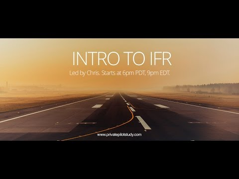 Intro to IFR