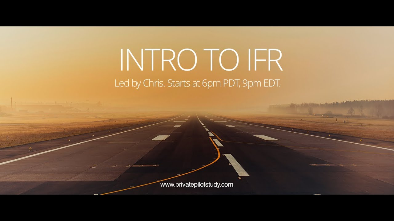 Download Intro to IFR