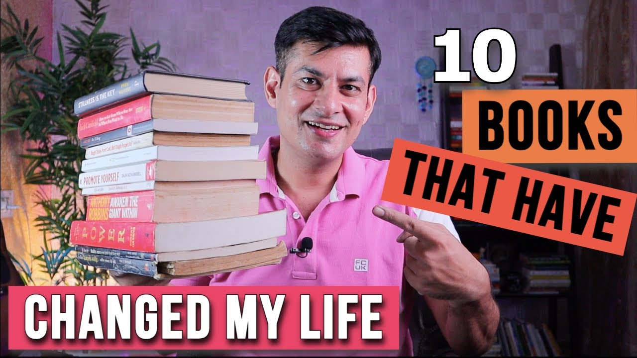 Download 10 Books That Have Changed my Life   Book recommendations by Anurag Rishi   Favourite books