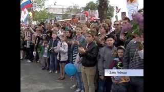 Такого парада Симферополь еще не видел(Великий праздник Победы встречают по всему Крыму, но столица на то и носит свой гордый статус – тут все..., 2015-05-10T09:34:49.000Z)