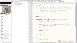 видео Структура массива с заказом $_SESSION[$session]