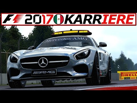SAFETY CAR CHAOS! (R) – F1 2017 KARRIERE Gameplay German #57 | Lets Play Formel 1 2017 Deutsch 4K