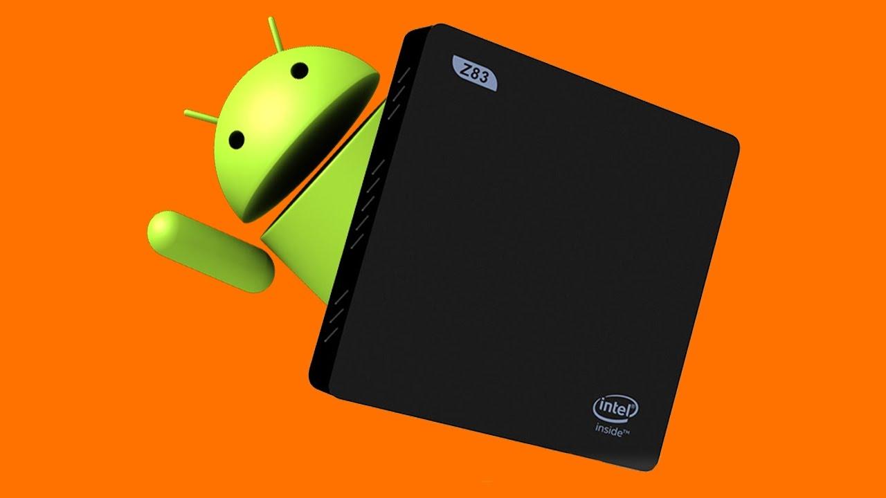 Android Ruuning On Beelink Z83 ii Mini WIndows 10 PC