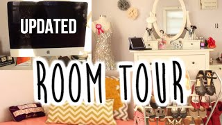 ROOM TOUR 2014 - Updated NYC Room! | itsLyndsayRae Thumbnail