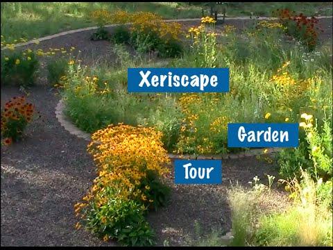Xeriscape garden tour