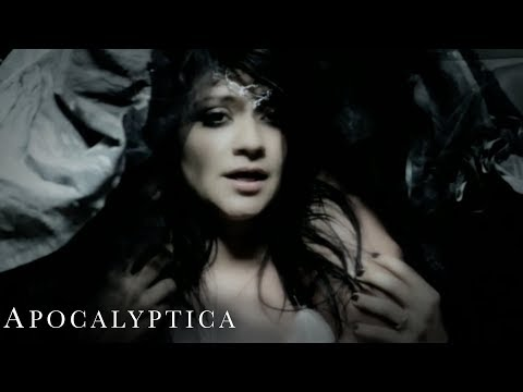 Apocalyptica feat. Lacey - Broken Pieces (Official Video)