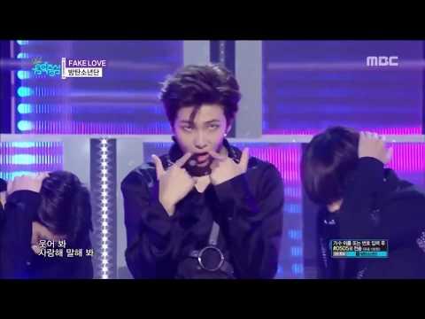 [Comeback Week Stage Mixㅣ교차편집] BTS (방탄소년단) -  'FAKE LOVE'