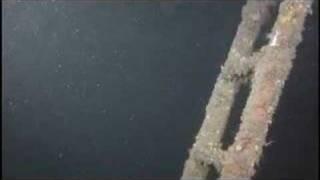 German WWI U-Boat UB88