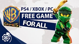 Free Game For ALL (PS4, Xbox & PC)