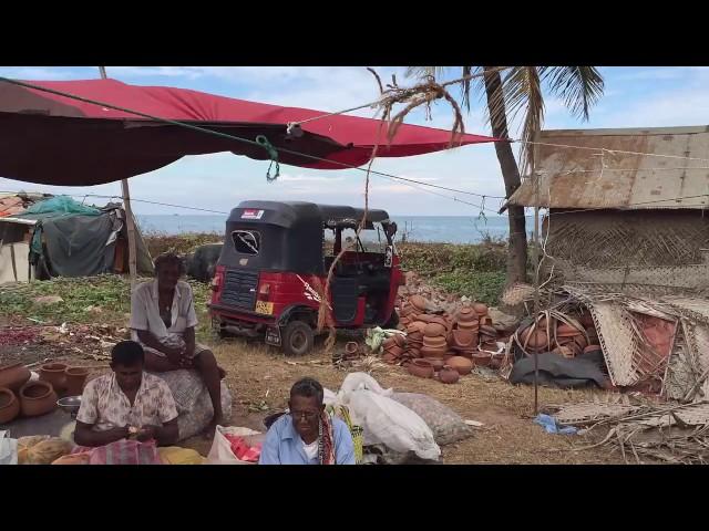 Beleef de markten in Sri Lanka