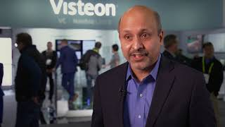 Visteon AI Technology Featured at CES 2019
