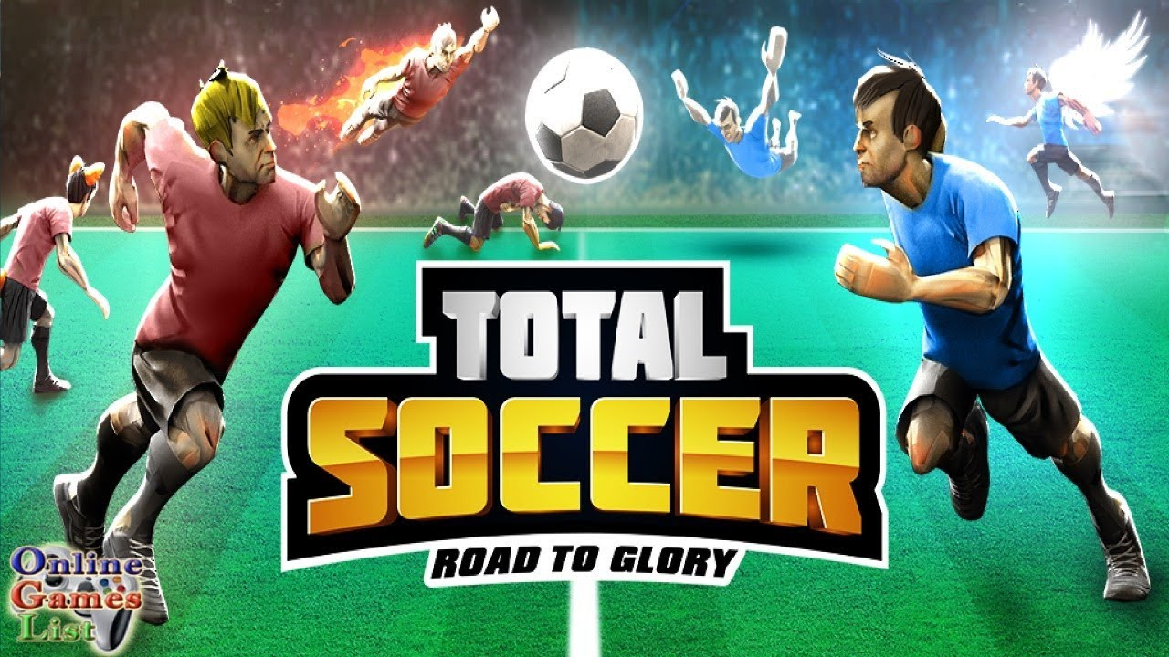 Total Soccer: Road to Glory Android/iOS Gameplay