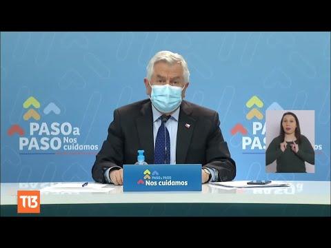 Coronavirus en Chile: Reporte 30 de agosto