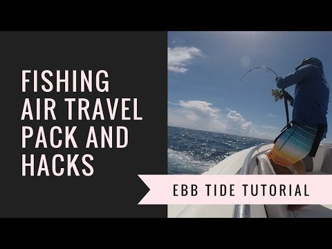 Fishing Air Travel Pack Down And Hacks