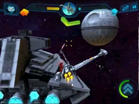 Lego Star Wars: The Complete Saga Прохождение