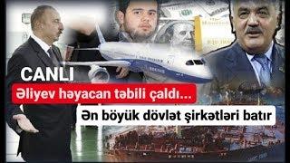 Prezidentin gecikmiş təşvişi: Ən böyük dövlət şirkətləri bathabatda...