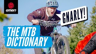 The Mountain Bike Dictionary | 9 Things MTBers Say