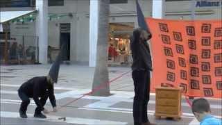 13º. ABIERTO DE ACCIÓN. El Ejido 2014. Francisco Escudero & Domix Garrido - El Sueño de Max Stirner