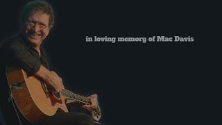 Remembering Mac Davis