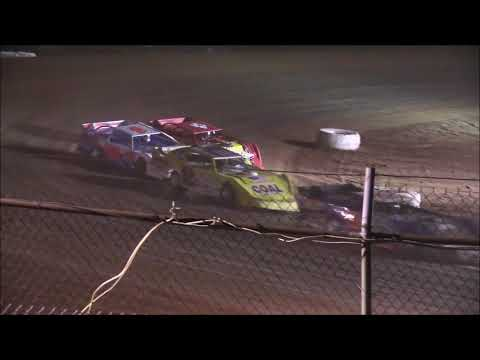 AMRA Late Model Feature from Skyline Speedway, September 9th, 2017.