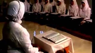 belajar praktis bersama ustadzah hajjah maria ulfah