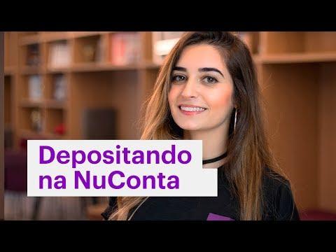 Aprenda como fazer depósitos na sua NuConta