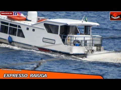 Download 🔴Expresso Raiuga Atravessando o Rio Negro