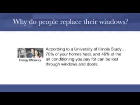 Replacement Windows Charlottesville VA | 434-465-6558 | Six Reasons to Replace your Windows