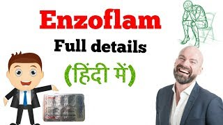 Enzoflam tablet review in Hindi