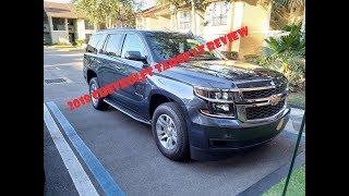 2018 Chevrolet Tahoe LT Review