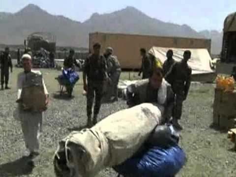 Afghanistan Flood Relief